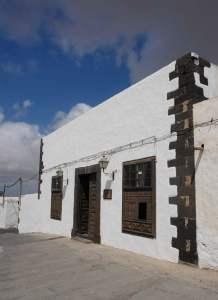 Casa Perdomo- Archivo historico