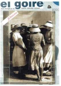 Hoja divulgativa de La Graciosa-Febrero 2000-nº3