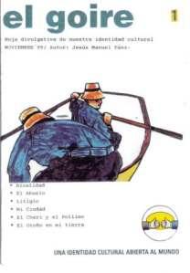 Hoja divulgativa de La Graciosa-Noviembre 99-nº1