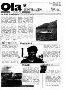 Periódico Ola- La Graciosa-Enero 1995 nº 2_Página_1