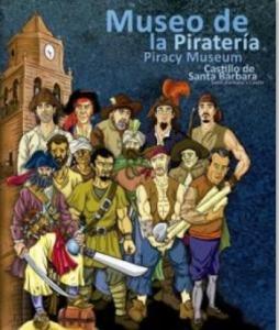 museo pirateria