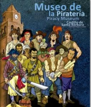museo pirateria