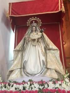Virgen LAs Nieves